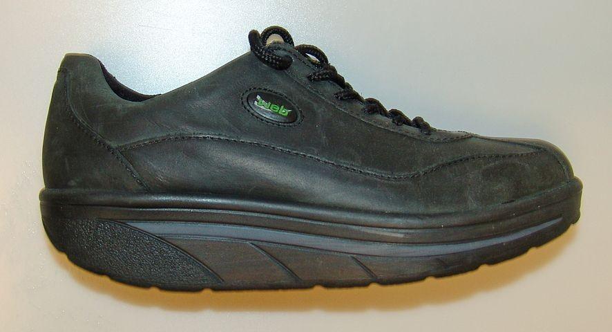WEB balanse sko Allround sort damer | outletnorge.no