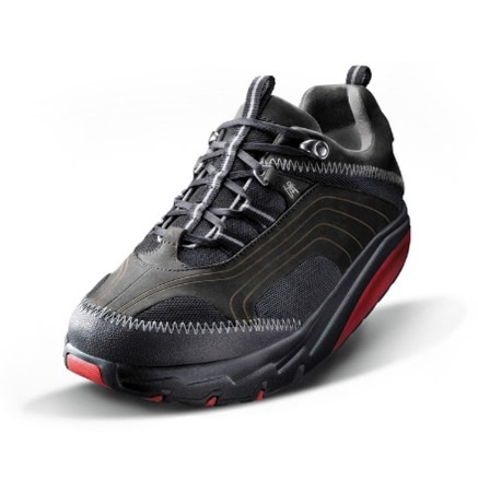 MBT/Masai Chapa Black Gore Tex